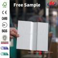 JHK-M02 Bulge Design Bedroom White Primer Empossing HDF Door Skin Popular Sell Sweden
