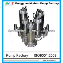 QD series stainless steel submersible water pump