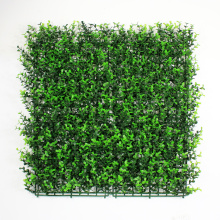 Hot sale plastic artificial hedge fence boxwood mat