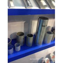 Tubes en aluminium / tuyaux de désaultation