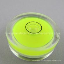 Circular Bubble Vial (Diámetro / 30mm X Altura / 11mm)