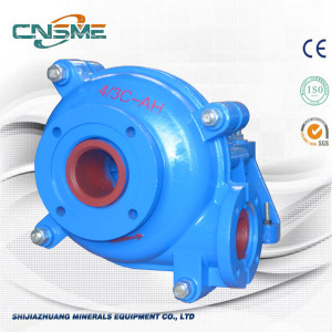 Durable Horizontal Slurry Pumps