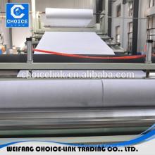 Membrane PVC imperméable et anti-humidité