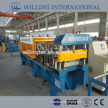 High Rib expension Iron Roofing Sheet Profiling Machine
