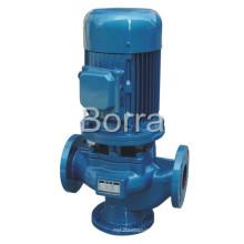 Bomba de agua de desagüe de aguas residuales de la serie Gw