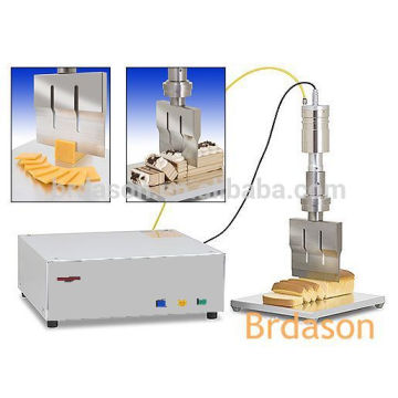 ultrasonic metal cutting machine for food