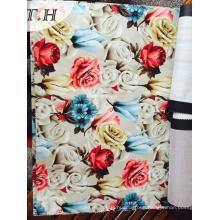 Cheaper Print Velvet Fabric by 250GSM