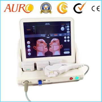 11.11 and Christmas Promotion High Intensity Focused Ultrasonic Hifu Machine