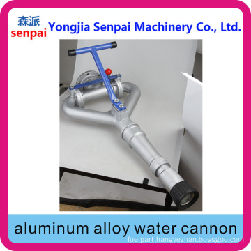 Water Truck Sprinkler Accessory Aluminum Alloy Water Cannon