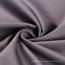 Polyester Rayon Viscose Fabric T/R Satin Fabric