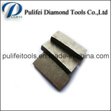 Diamond Stone Cutting Segment for Granite Saw Blade