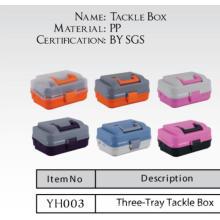 New Coming Three-Tray Fishing Tackle Box