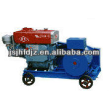 CE&ISO certificated OEM supply changchai 15kw portable diesel generator