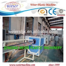 63-225mm diameter of HDPE pipe machine