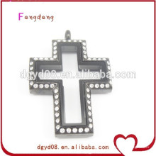 316 stainless steel cross pendant wholesale