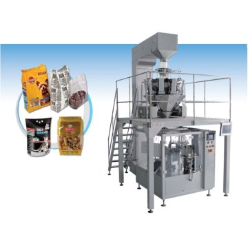Automatic Granule Premade Pouch Packing Machine