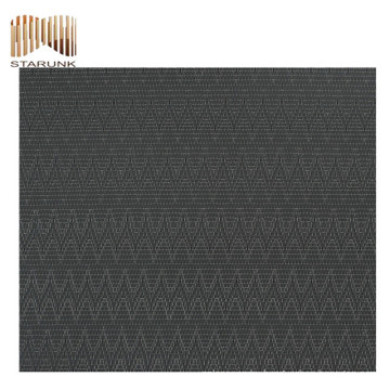 mould-proof beautiful decorations home woven vinyl wall paper