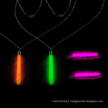 Glow Necklace Pendant Twinkling Glow Necklace Pendant (XLD660)