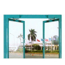 Push & Open Function Automatic Gate Swing Door