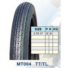 Moto pneus 2.50 2.50-17-18 et 2.75-17 2,75-18
