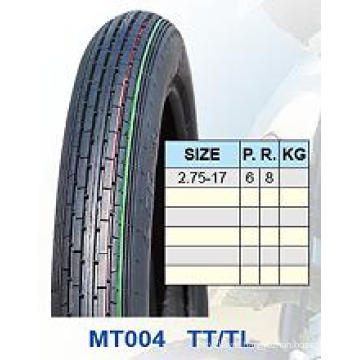 Motorcycle Tires 2.50-17 2.50-18 2.75-17 2.75-18