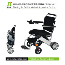 Indoor e Outdoor Powered Wheelchair Manufactory