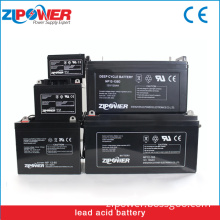 2V 6V 12V High Quality Lead Acid Battery - Sealed Lead Acid Maintenance Free Battery (SMF battery)