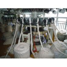 Baumwolldecke Strickmaschine