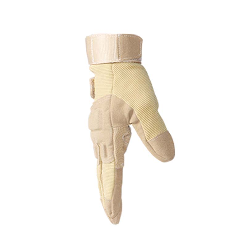 Rice white Tactical Gloves