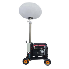 Flood Trolley Mobile Mini Lighting Tower