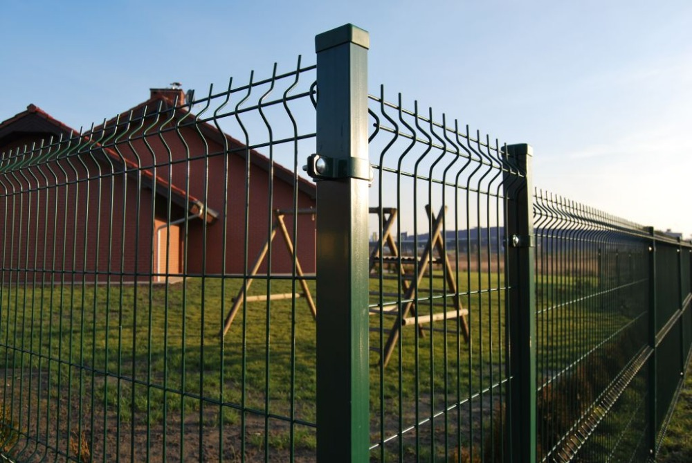 China welded mesh security fencing panels manufacturers