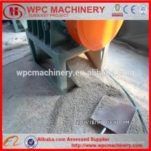 Compacteur en plastique de la série SWP Machine de recyclage de plastique