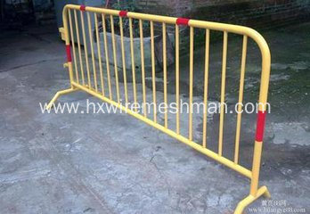 Welded Metal Temporary Fence