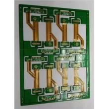Circuito impreso rígido y flexible