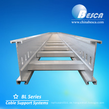 Aluminiumlegierung Kabel Ladder Tray (UL, cUL, NEMA, SGS, IEC, CE, ISO getestet)