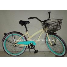 """Bicicleta cruiser de 26 """"estilo Ladys Alloy Beach"""