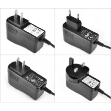 Adaptador de corriente desmontable intercambiable