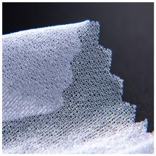 Interlining fusible tecido trançado circular do estiramento