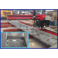 Easy operation full automatic CNC plate welding machine for dumper railer