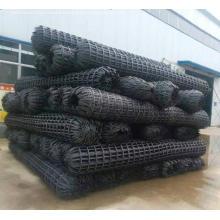 Biaxial Plastic Geogrid Polypropylene Geogrid