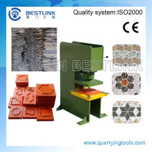 Гидравлическая штамповка машина для вымощая камня