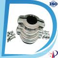 Material de FRP Ss304 e Ss316 Encaixe de Tubulação