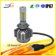2016 top selling products H7 12/24V 36W 3600LM Led Car Light Auto Headlight car h7 led headlight bulbs