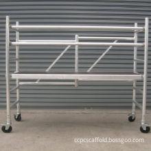 Foldable Aluminum Scaffolding