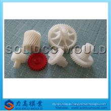 molde de plástico del engranaje