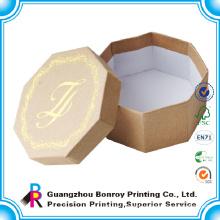 Custom Logo Printed cardboard paper handmade luxury custom jewelry packaging