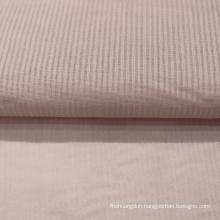 Cheap custom 100% organic cotton dobby denim fabric
