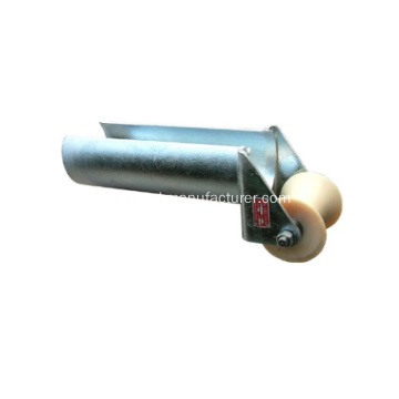 Heavy Duty Bell Mouth met Roller