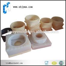Быстрый прототип высокопроизводительного горячего продавливания cnc / slab / vacuum casting