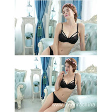 Factory best selling for Lace Bra Sets best women transparent bra and panty sets supply to India Factories